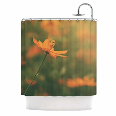 Angie Turner Cosmo Digital Floral Shower Curtain