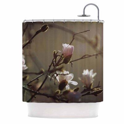 Angie Turner Magnolia Bloom Shower Curtain