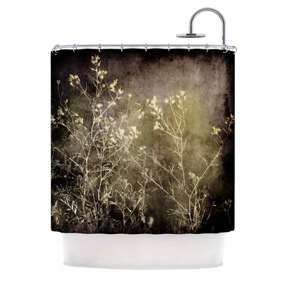 'Wild Darkness' Photography Shower Curtain