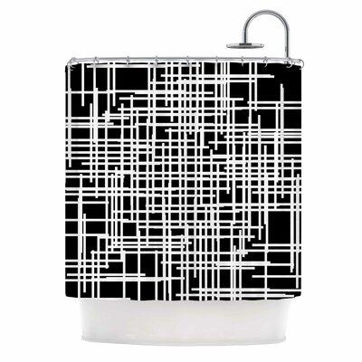 'Visina' Shower Curtain
