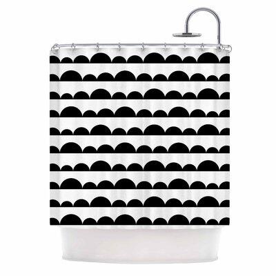 'Neravan' Shower Curtain