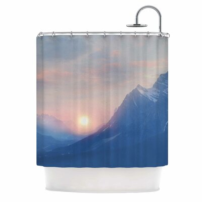 'Pastel Vibes 08' Shower Curtain