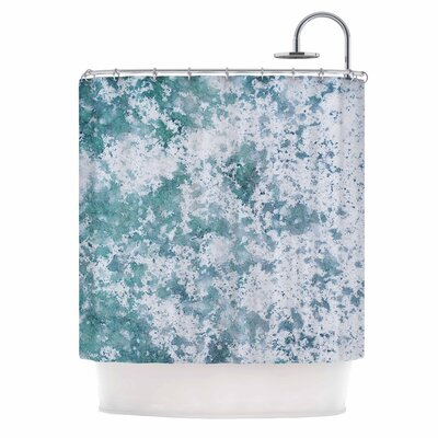 'Frost' Nature Shower Curtain