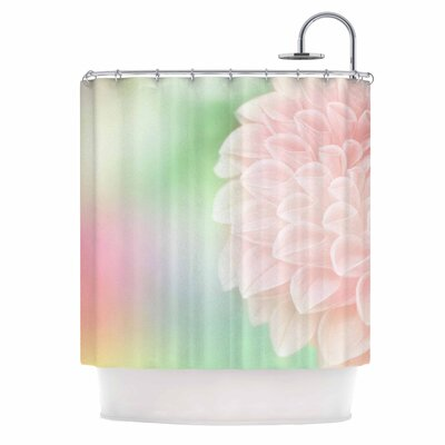 'Sweet Pink' Shower Curtain