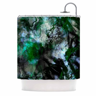 'Camouflage' Shower Curtain