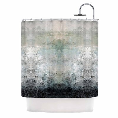 'Abstract No.1' Shower Curtain