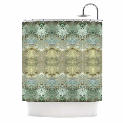 'Heavenly Abstractation' Shower Curtain