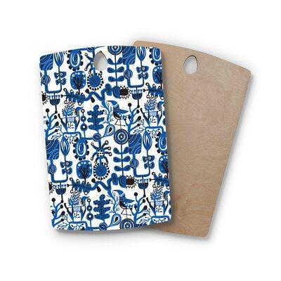 Agnes Schugardt Birchwood Dream Cutting Board Shape: Rectangle
