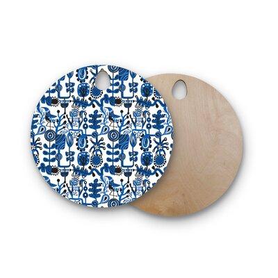 Agnes Schugardt Birchwood Dream Cutting Board Shape: Round