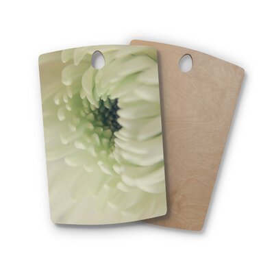 Angie Turner Birchwood Pure Petals Cutting Board Shape: Rectangle