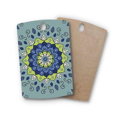 Cristina Bianco Design Birchwood Design and Mandala Cutting Board Shape: Rectangle