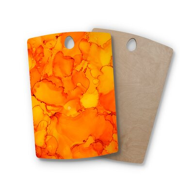 Claire Day Birchwood Cutting Board Shape: Rectangle