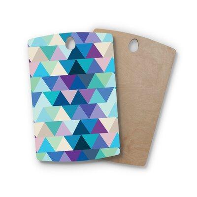 Draper Birchwood Crystal Cutting Board Shape: Rectangle