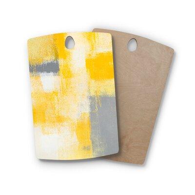Carollynn Tice Birchwood Breakfast Cutting Board Shape: Rectangle