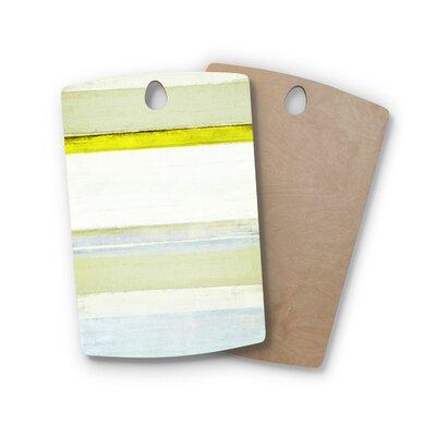 Carollynn Tice Birchwood Built to Last Cutting Board Shape: Rectangle