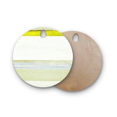 Carollynn Tice Birchwood Built to Last Cutting Board Shape: Round