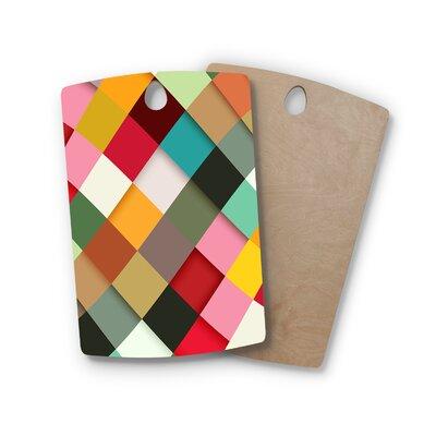 Danny Ivan Birchwood Cutting Board Shape: Rectangle