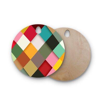 Danny Ivan Birchwood Cutting Board Shape: Round