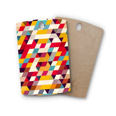 Danny Ivan Birchwood Kyoto Cutting Board Shape: Rectangle