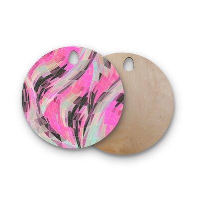 Danny Ivan Birchwood La Verite Cutting Board Shape: Round