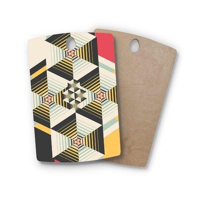Danny Ivan Birchwood La Plus Cutting Board Shape: Rectangle