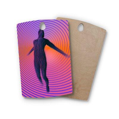 Danny Ivan Birchwood Human Soul Cutting Board Shape: Rectangle