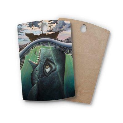 Graham Curran Birchwood Jonah Cutting Board Shape: Rectangle