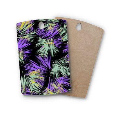 Gabriela Fuente Birchwood Tropical Fun Cutting Board Shape: Rectangle