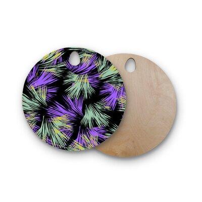 Gabriela Fuente Birchwood Tropical Fun Cutting Board Shape: Round