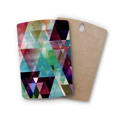Gabriela Fuente Birchwood Splash Cutting Board Shape: Rectangle