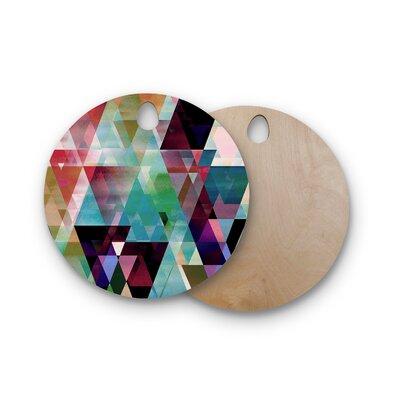 Gabriela Fuente Birchwood Splash Cutting Board Shape: Round