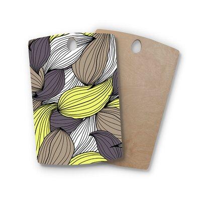 Gabriela Fuente Birchwood Wild Brush Cutting Board Shape: Rectangle