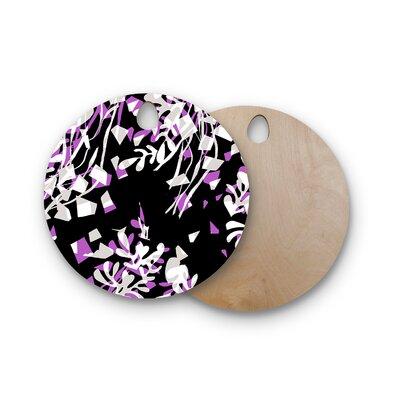 Gabriela Fuente Birchwood Night Cutting Board Shape: Round