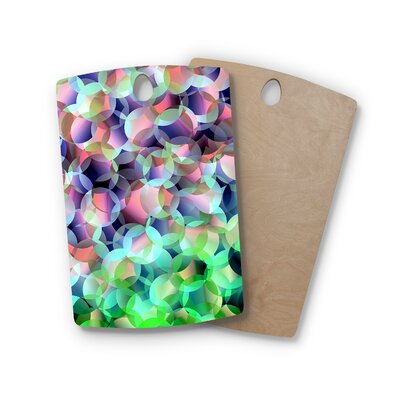 Gabriela Fuente Birchwood Bubbles Cutting Board Shape: Rectangle