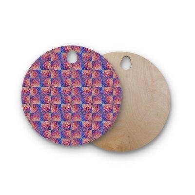 Ebi Emporium Birchwood Splash Revisited Cutting Board Shape: Round