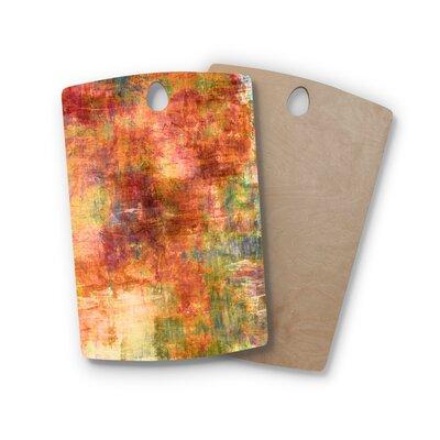 Ebi Emporium Birchwood Hazy Olive Cutting Board Shape: Rectangle