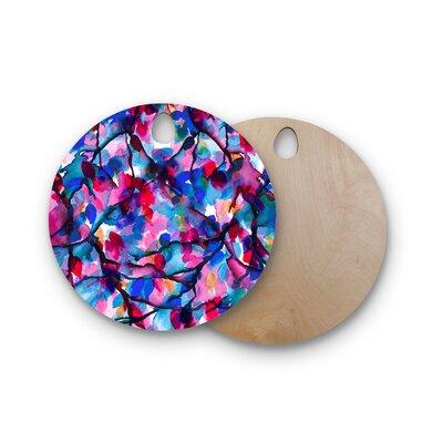 Ebi Emporium Birchwood By Any Other Name 2 Cutting Board Shape: Round
