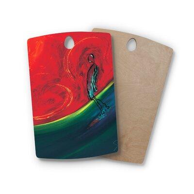 Josh Serafin Birchwood Glide Cutting Board Shape: Rectangle
