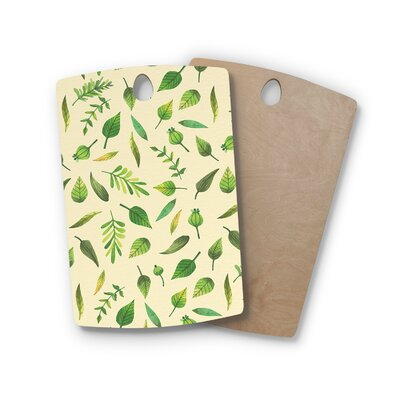 Birchwood I Be-Leaf Shape: Rectangle
