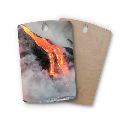 Birchwood Hawaiian Lava Cutting Board Shape: Rectangle