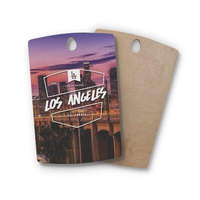 Birchwood Los Angeles ll Cutting Board Shape: Rectangle