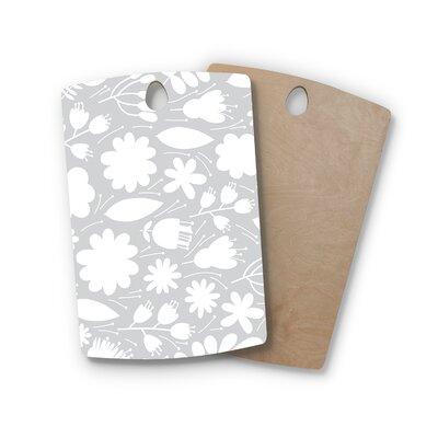 Petit Griffin Birchwood Leaf Digital Cutting Board Shape: Rectangle