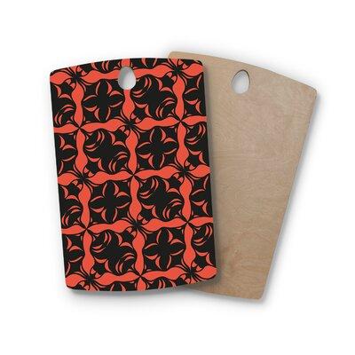 Miranda Mol Birchwood Oval Love Cutting Board Shape: Rectangle