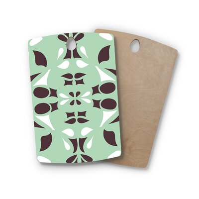 Miranda Mol Birchwood Swirling Cutting Board Shape: Rectangle