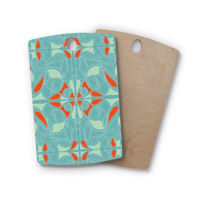 Miranda Mol Birchwood Seafoam and Cutting Board Shape: Rectangle