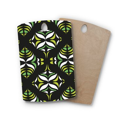 Miranda Mol Birchwood Retro Train Cutting Board Shape: Rectangle