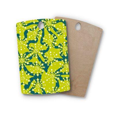 Miranda Mol Birchwood Festive Splash Cutting Board Shape: Rectangle