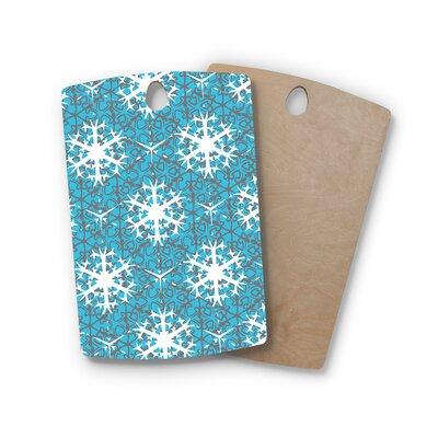 Miranda Mol Birchwood Precious Flakes Cutting Board Shape: Rectangle