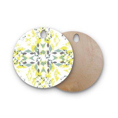 Miranda Mol Birchwood Springtide Cutting Board Shape: Round