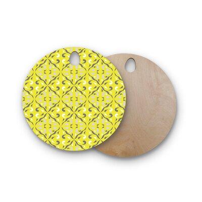 Miranda Mol Birchwood Seedtime Cutting Board Shape: Round